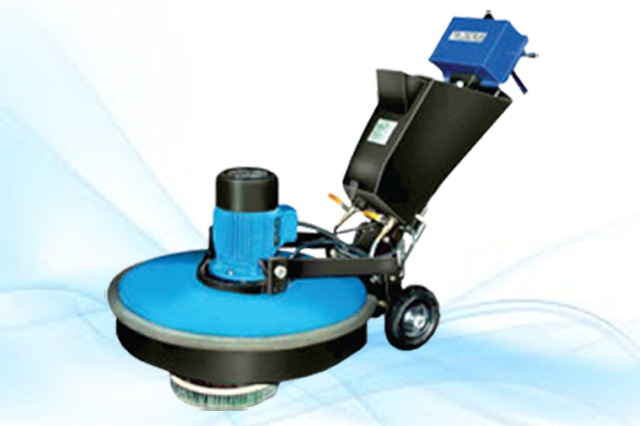 Floor Scrubbing Machines